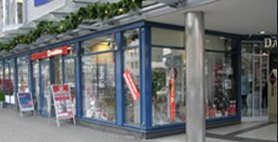 Vodafone Geschäft in Heidelberg