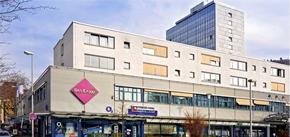 Einkaufszentrum in Heidelberg